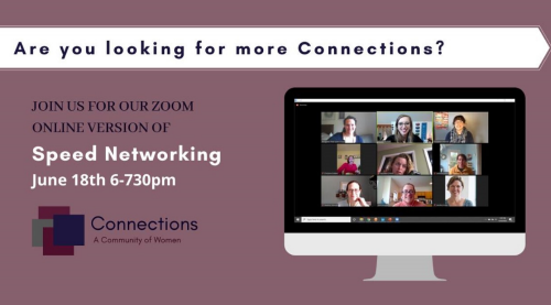 Connections Speed Networking Event